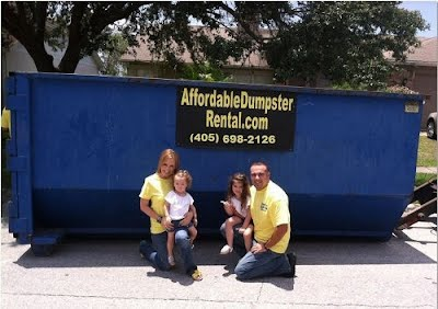 roll off dumpsters for rent in oklahoma